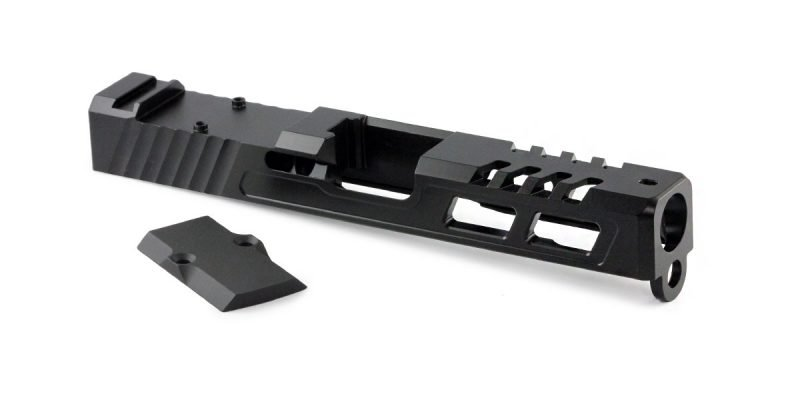 ZPS.2 – G19 Slide – Gen 3 – RMR – Black Nitride